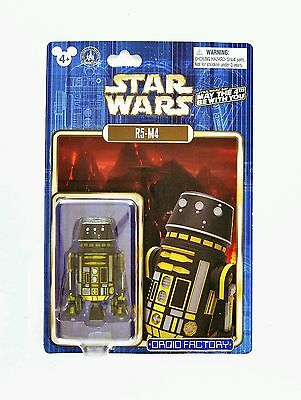 Star Wars Disney 2016 May the 4th R5-M4 Build A Droid Factory Limited Near Mint