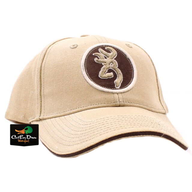 85f15f5efd4fe Browning Cap Dakota Canvas Tan 308358681 for sale online