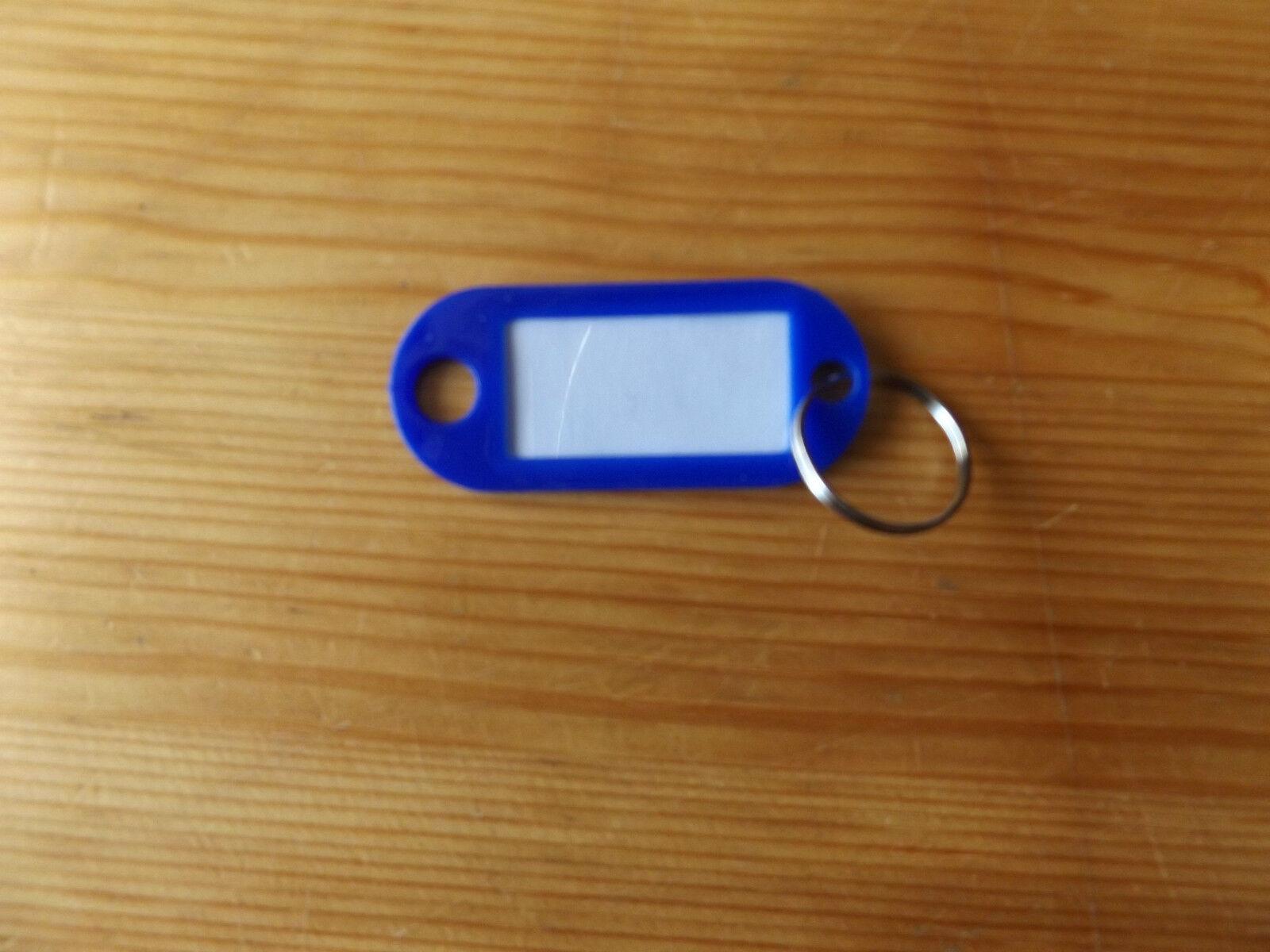 Mengen wählbar Schlüsselanhänger Schlüsselschilder zum Beschriften Bunt versch