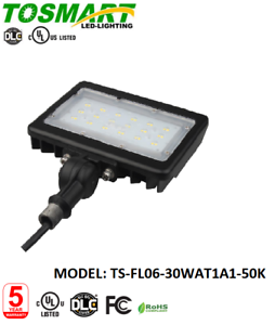 Details About Outdoor LED Exterior Commercial Flood Light U0026 Display  Illumination 30W 5000K
