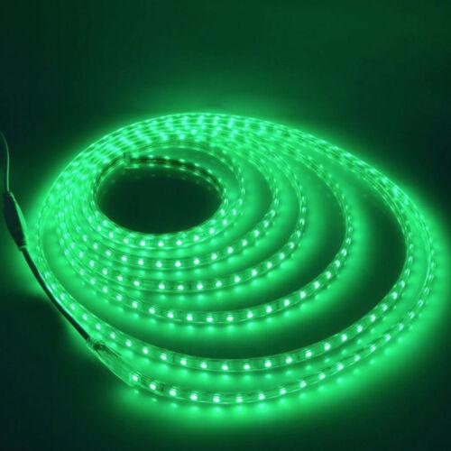 1M-20M Waterproof SMD 5050 LED Strip 60led//m Flexible Tape Rope Light ST0662