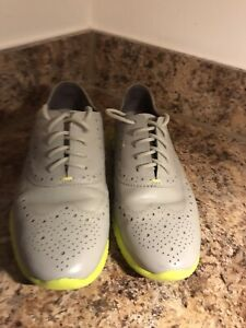 Cole-Haan-Zero-grand-Wingtip-Oxford-Shoes-Size-7-5