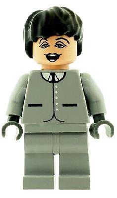 Custom Designed Minifigures The Beatles Music Members Printed On LEGO Parts