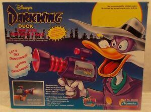 Pistolet à gaz Canard Aile Sombre de Disney Jeu de rôle à la barre dans une boîte high-tech 43387296393