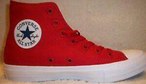 Converse 150145C CTAS II Hi Salsa Red