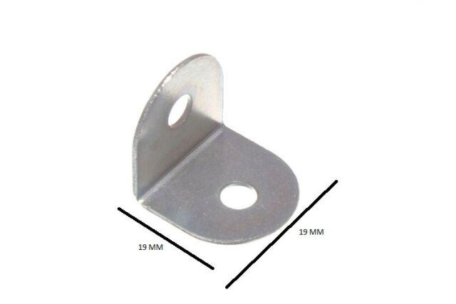 """BRACKET BZP STEEL 150MM 6/"""" by OneStopDIY 10 x CORNER BRACE"""