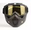 Winter-Snow-Sport-Goggles-Snowboard-Ski-Snowmobile-Face-Mask-Sun-Glasses-Eyewear thumbnail 12