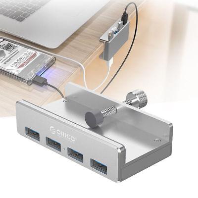 ORICO MH4PU Aluminum Alloy 4 Ports USB 3.0 Clip-type HUB