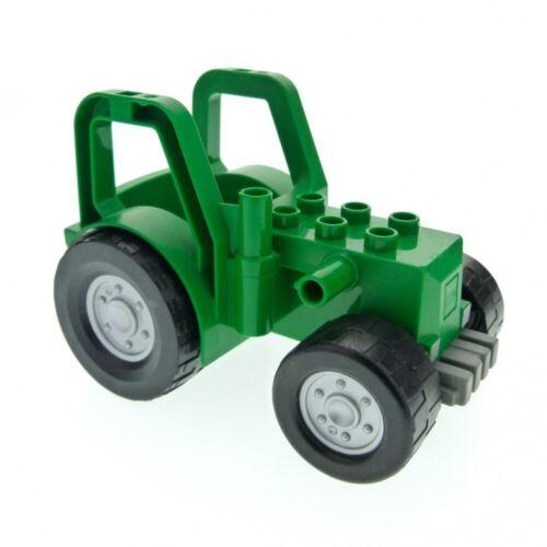 1x Lego Duplo Traktor grün groß Bauernhof Trecker 9233 9239 4207805 47444c01