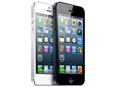 Apple iPhone 5 - 64GB - (Factory Unlocked) Smartphone - Black or White (A)