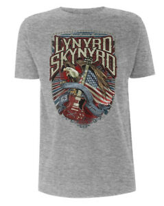 24cb2495 Lynyrd Skynyrd 'Sweet Home Alabama' T-Shirt - NEW & OFFICIAL! | eBay