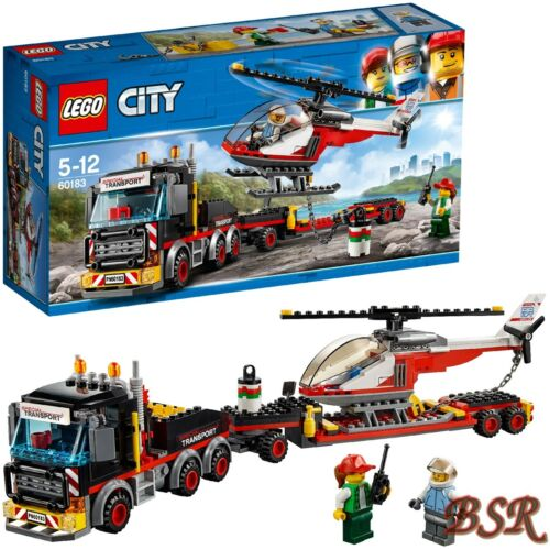 LEGO® City 60183 Schwerlasttransporter /& 0.-€ Versand /& NEU /& OVP !