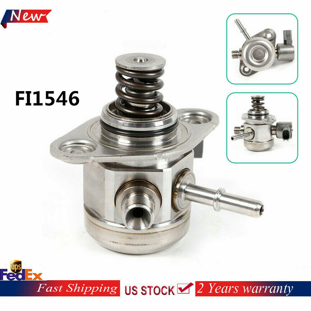 Fuel Pump High Pressure Direct Injection 166301KC0C Fit for 11-17 Nissan Juke FI1546