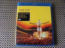 Blu 1: Take That : Progress Live : With Robbie Williams : Sealed