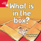Rigby Star Independent Red Reader 2: What is in the Box? by Pearson Education Limited (Paperback, 2003)