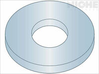 Machine Bushing Wide Rim 1-3/4 X 7/8 X 10g Zc (10 Pieces)