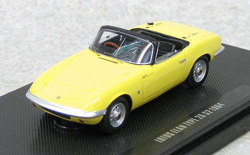 Ebbro 44164 Lotus Elan S2 tipo 26 (giallo) Escala 1 43