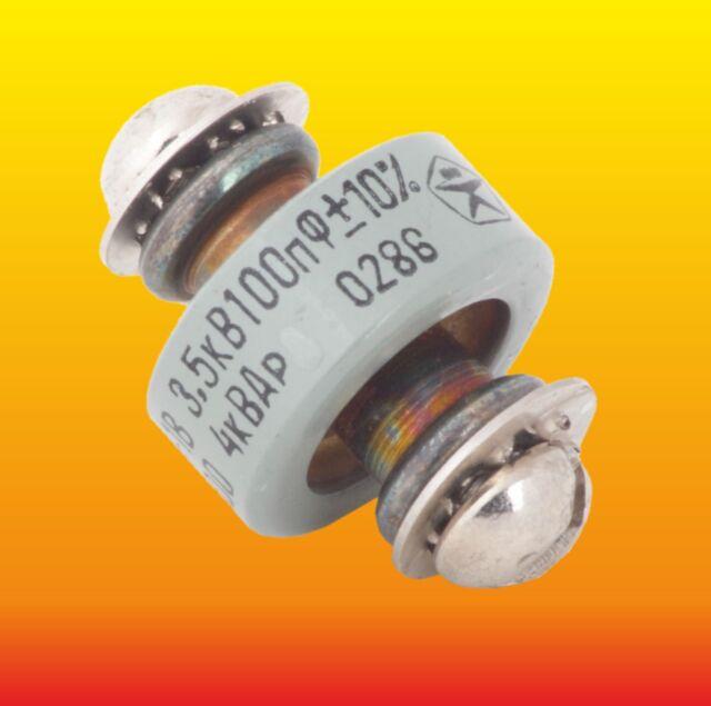 For cactusweb 6 x 100 pF 3.5 kV 4 kVAr  CERAMIC CAPACITORS K15Y-1