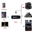 Hot-3-5mm-AUX-To-USB-Wireless-Bluetooth-Audio-Stereo-Car-Music-Receiver-Adapter thumbnail 7
