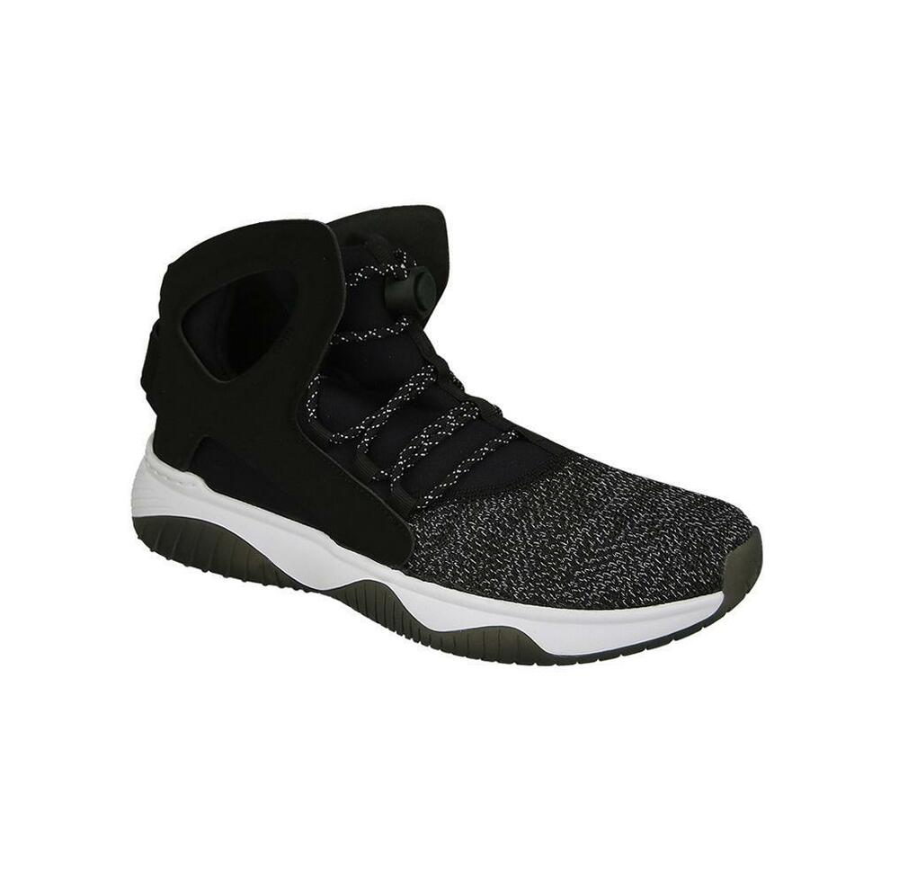 Homme Nike Air combat patch Ultra Noir Baskets de Montantes 880856 001- Chaussures de Baskets sport pour hommes et femmes 181f2a
