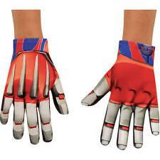 Boys Transformers Optimus Prime Kids Gloves Halloween Costume Accessory