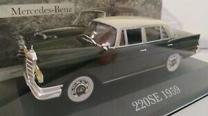1-43-MERCEDES-BENZ-220SE-220-SE-1959-COCHE-DE-METAL-ESCALA-DIECAST