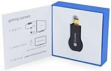 Google Chromecast HDMI Streaming Media Player Media Streaming Device Chromecast