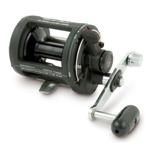 Shimano Charter Special Trolling Multirolle mit Schiebebremse
