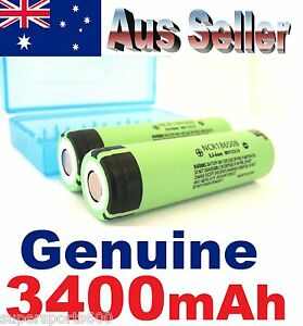 2x-Panasonic-NCR18650B-3400mAh-Lithium-Li-Ion-NCR-18650-Rechargeable-batteries