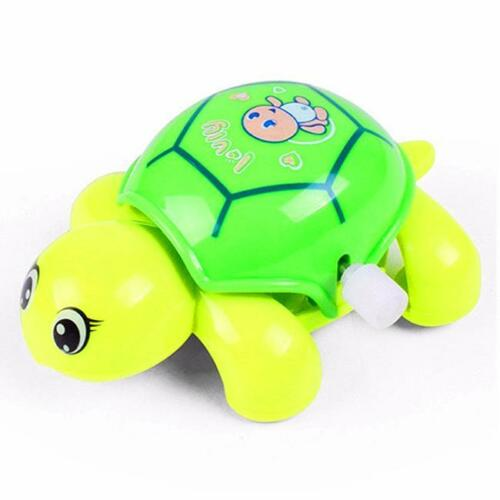 Cute Cartoon Animals Clockwork Wind Up Toys Children Running Plastic Kids Gift C
