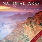 National Parks of The West 9781682343159 Calendar 2016
