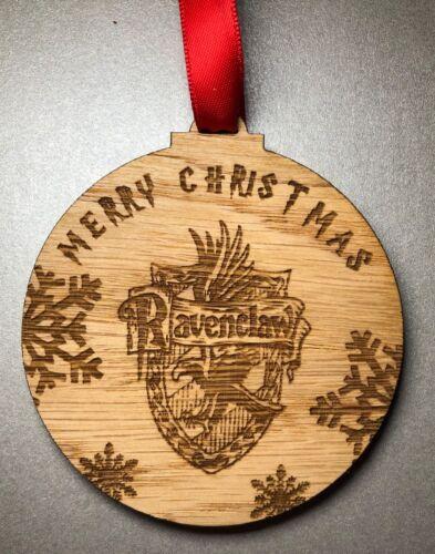 Harry Potter Christmas Tree Bauble Ornament Decoration Gryffindor Xmas Hogwarts