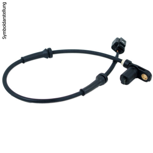 ATE Sensor Raddrehzahl ABS Sensor Hinten links 24.0711-6335.3