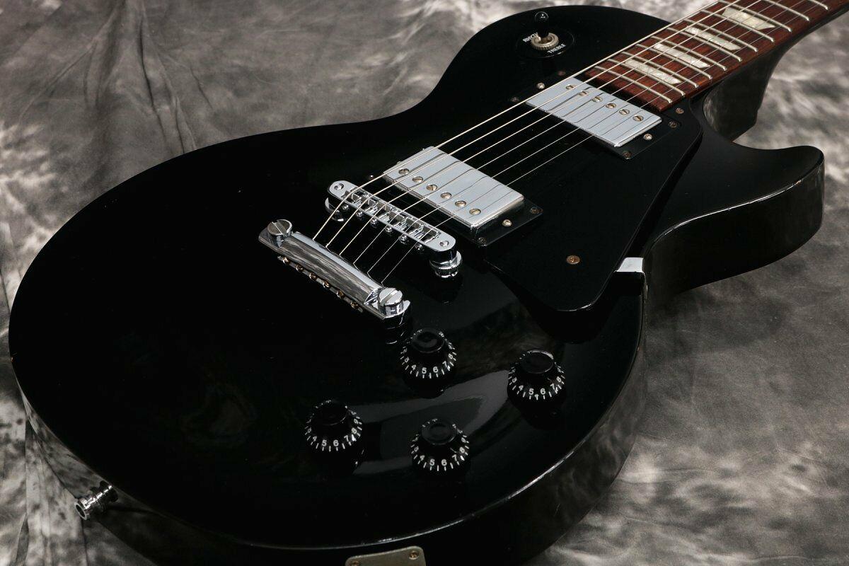 Gibson Les Paul Studio Ebony 1997 Japan rare beautiful vintage popular EMS F   S