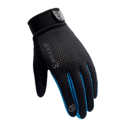 Outdoor Cycling Full Finger Glove Riding Sports Anti Slip Breathable Gloves UK✨