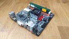 ZOTAC IONITX-G-E MCP7A-ION miniITX Motherboard + 2GB DDR2 RAM