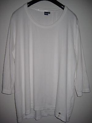 *** Weißes Shirt In Gr.42-44 Von Cecil ***