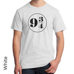 bf2be7208 La imagen se está cargando Harry-Potter-Hogwarts-expreso-Camiseta -de-plataforma-9-