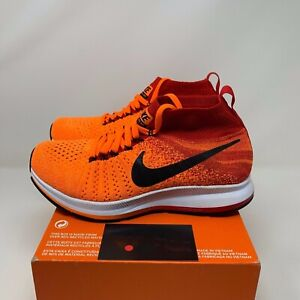 Nike Free RN Flyknit (GS) Running Trainers 834362 Sneakers