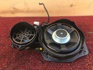 116K MERCEDES W221 S63 S550 S600 S65 PASSENGER LOGIC 7 DOOR SPEAKER TWEETER OEM
