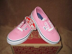631f3b8cb3f3 Image is loading NEW-VANS-AUTHENTIC-SKATE-SHOE-PRISM-PINK-TRUE-