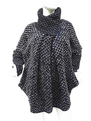 Manteau Femme Veste Laine Grande Tailles Hiver Chaud Ample Tu 40/42/44/46/48 Vincere Elogi Calorosi Dai Clienti