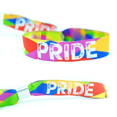 Pride Braccialetto-gay Pride Polsiere-lbgt Lesbico Pride Arcobaleno Accessori-mostra Il Titolo Originale