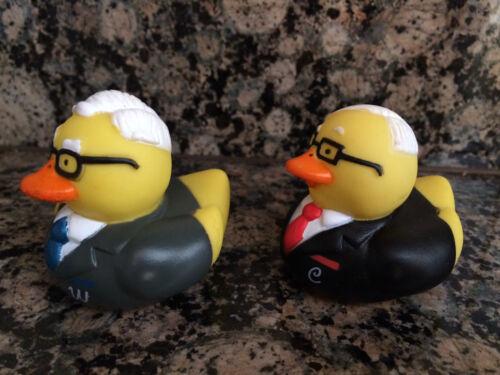 Berkshire Hathaway Warren Buffett /& Charlie Munger Rubber Duckies Rubber Ducks