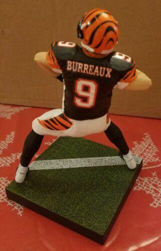 Joe Terrier burreaux variante McFarlane personnalisée NFL BENGALS LSU Gratuit Livraison Rapide