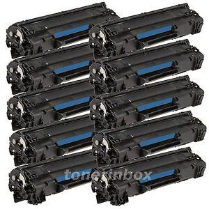 10pk-Compatible-CF283A-83A-Toner-Cartridge-For-LaserJet-Pro-MFP-M201dn-M225dn-dw