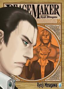 2019 DernièRe Conception Peace Maker 16 (ryoji Minagawa) - Manga Star Comics - Italiano - Nuovo CaractèRe Aromatique Et GoûT AgréAble