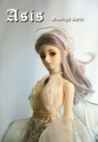 human body free shpping 1//6 bjd sd doll girl Asis with eyes and faceup