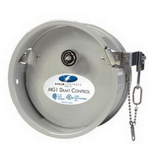 Field Controls 7 Gas Draft Control Regulator Barometer Boiler ...