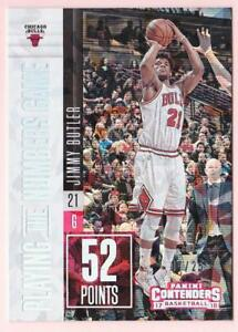 JIMMY-BUTLER-2017-18-PANINI-CONTENDERS-NUMBERS-GAME-CRACKED-ICE-07-25-BULLS